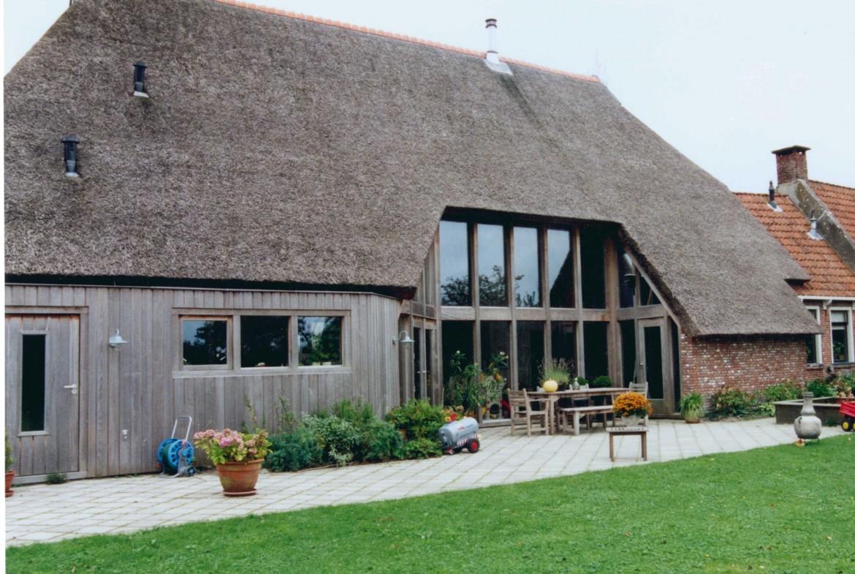 Boerderij verbouwen architect renovatie boerderij